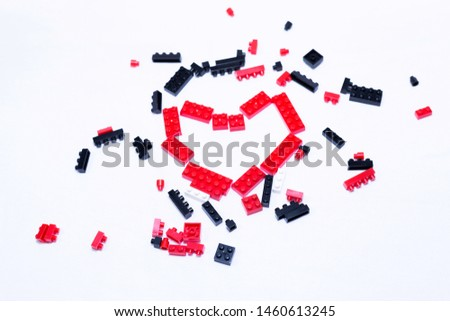 micro brick artwork toy for design #1460613245