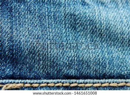 Denim. jeans texture. Jeans background. Denim jeans texture or denim jeans background. #1461651008