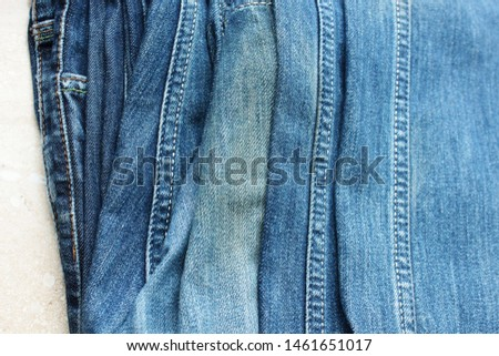 Denim. jeans texture. Jeans background. Denim jeans texture or denim jeans background. #1461651017