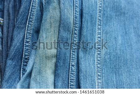 Denim. jeans texture. Jeans background. Denim jeans texture or denim jeans background. #1461651038