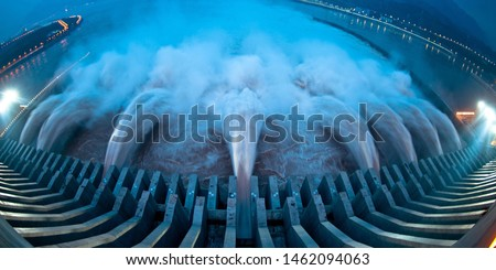 Sandouping/China-07/18/2019 photo from Three Gorges Dam in China #1462094063