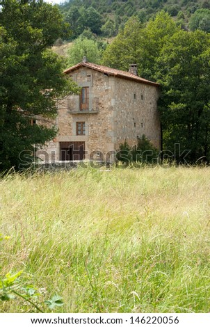 Old stone house in the countryside #146220056