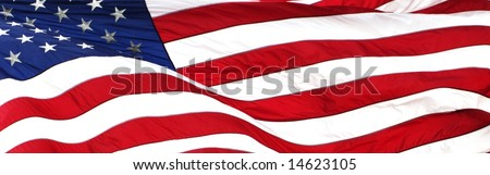 american flag background wide aspect ratio