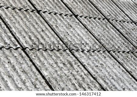 asbestos roof #146317412