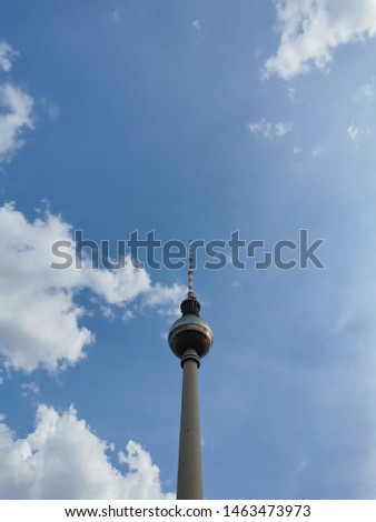 Day at Berlin Mitte tower  #1463473973