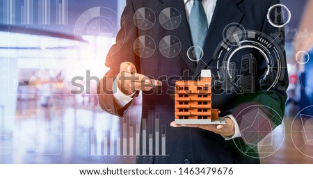 Inspection of building concept. Real estate developer. Earthquake resistant construction. #1463479676