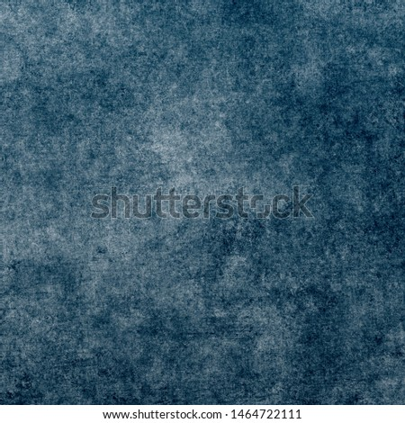 Vintage paper texture. Blue grunge abstract background #1464722111