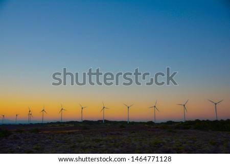 Bozcaada Polente Wind Roses Sunset   #1464771128