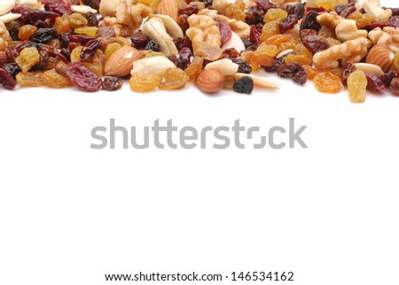 mixture of nuts,dry fruits #146534162