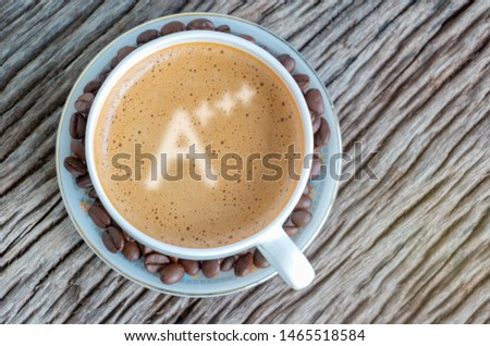 Coffee ,positive thinking, positive life #1465518584