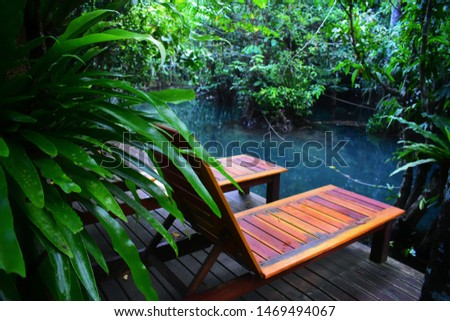 sit back listen to music.sit and water the view.river scenics-nature #1469494067