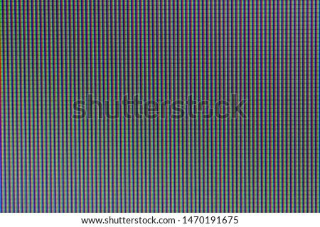 Outdoor Macro photography lcd monitor macro photo rgb #1470191675