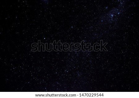 View of the Milky Way #1470229544