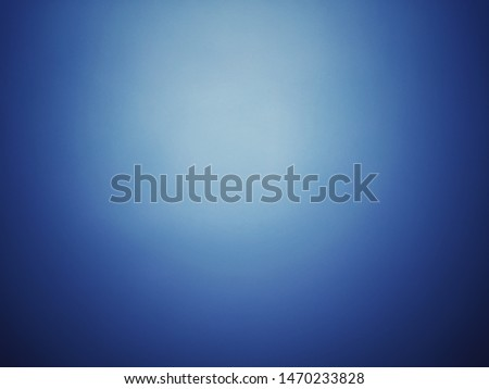 natural background clear blue radial sky without clouds