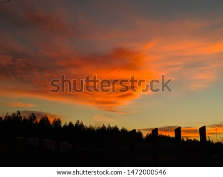 day and night nature sky morning late night #1472000546