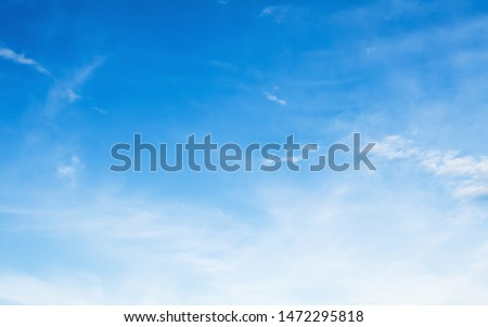 white cloud with blue sky background #1472295818