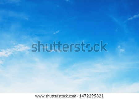 white cloud with blue sky background #1472295821