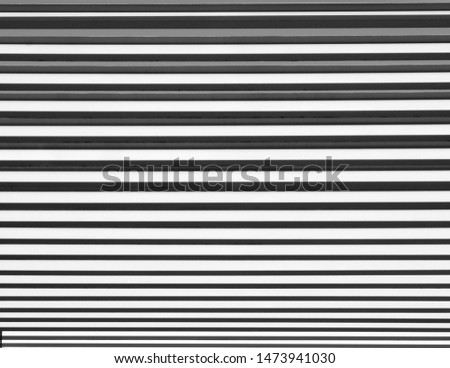 texture of white lines, black lines and gray lines #1473941030
