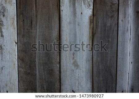 Rustic grey Barn Wood Background #1473980927
