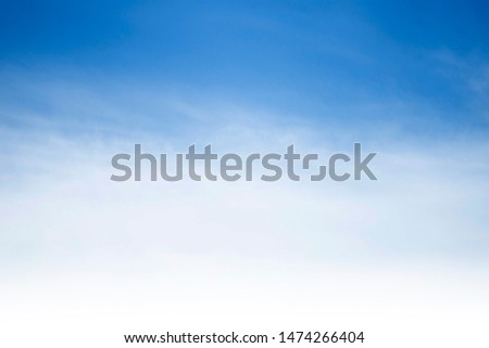 blue sky with clouds background #1474266404