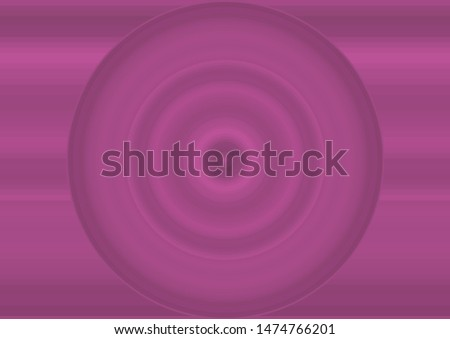 Abstract background with color stripes and circle #1474766201
