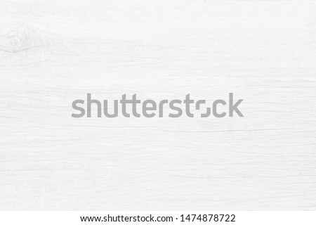 Bright white wooden wall texture for background. #1474878722