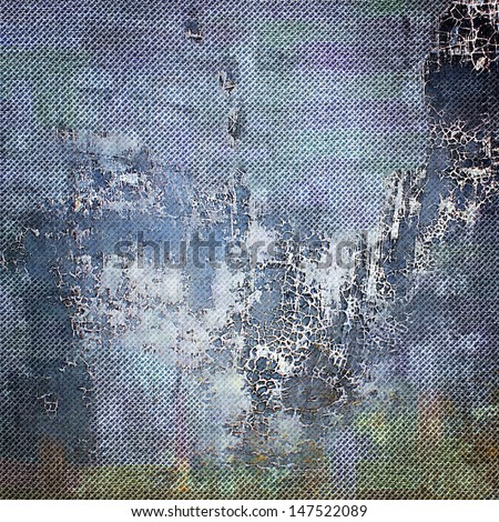 The abstract grungy background for creative design #147522089