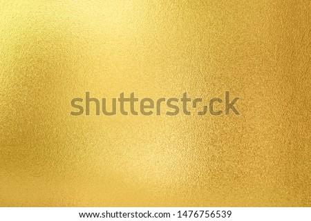 Gold background. Luxury shiny gold texture #1476756539