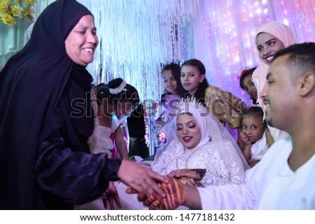 A celebration of the oriental  Egyptian wedding  - location aswan - egypt  28/7/2019 #1477181432