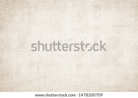 OLD NEWSPAPER BACKGROUND, GRUNGE PAPER TEXTURE, SPACE FOR TEXT #1478200709