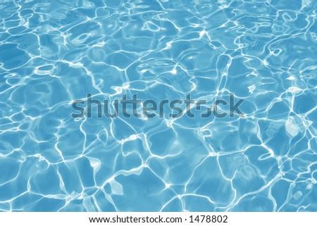 Blue Water #1478802