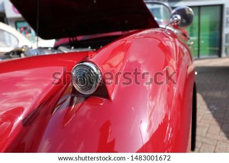 Nuneaton UK. Taken 18 August 2019. Jaguar XK150 #1483001672