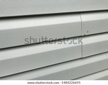 House Siding Hail Storm Damage  #1484226695