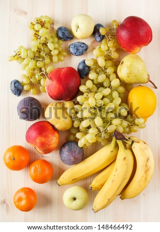 fresh fruits #148466492
