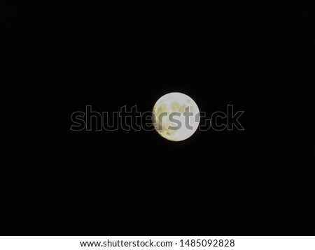 moonlight at dark knight and dark background #1485092828