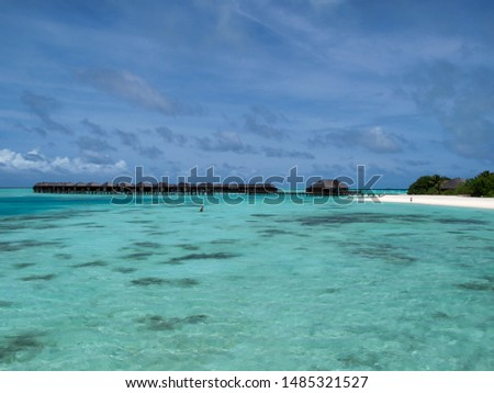 Beautiful wooden houses of Maldives #1485321527
