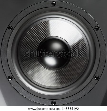 loudspeaker, closeup view #148835192