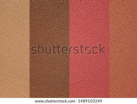 Blusher or bronzer palette texture pressed background #1489103249