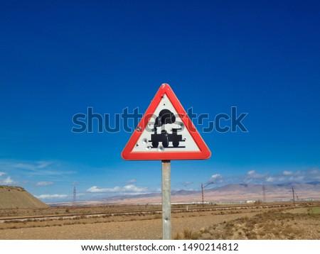 landscape, sky, railway, railway signals, signal, nature #1490214812