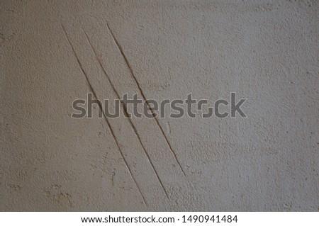 wall Nail mark dinosaur Beast #1490941484