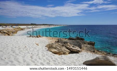 The peninsula of Sinis. Sardinia, Italy #1493151446
