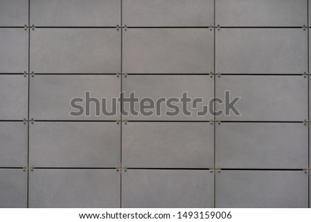Metal Rectangles as texture and background #1493159006
