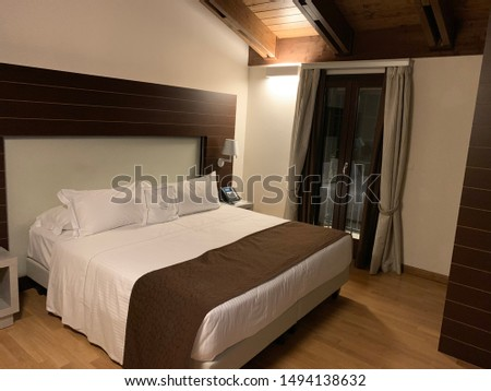 Palazzo Varignana Hotel Room with cozy bed in Italy #1494138632
