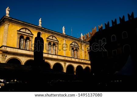 Piazza Dante / Piazza dei Signori,  Verona #1495137080