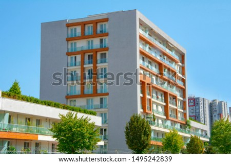 New Residence, Apartment, Residential Building, Residential District, Home Ownership #1495242839