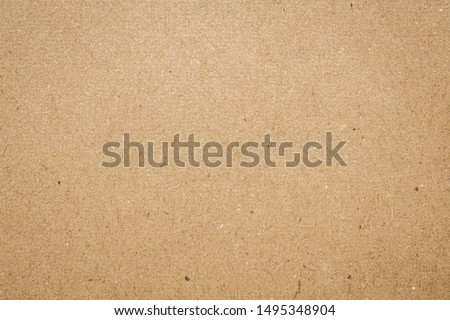 Old brown recycle cardboard paper texture background #1495348904