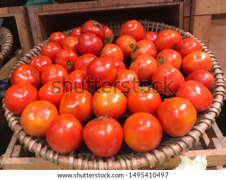 Tomatoes daily furit daily fresh #1495410497