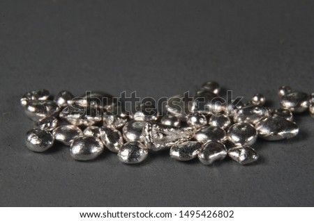 Pellets of pure elemental Silver (Ag) #1495426802