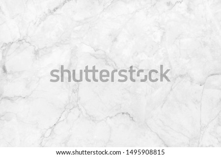 White grey marble texture background with high resolution, top view of natural tiles stone floor in luxury seamless glitter pattern for interior and exterior decoration. #1495908815