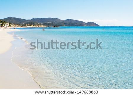 Beautiful sea on Sardinia, Italy #149688863
